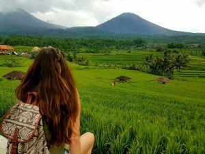 Brooke in Bali